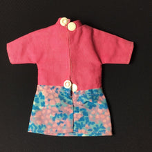 "Load image into Gallery viewer, Sindy Mini Skirt dress 1970 Pedigree 12GSS8 fit 12"" doll"
