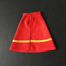 Load image into Gallery viewer, Sindy Quick Changes reverse red skirt 1975 Pedigree 44253