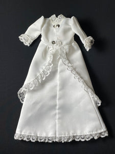 Sindy Blushing Bride 1978 white dress and veil Pedigree 44318