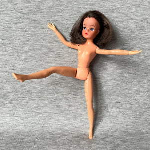"Beige top hat fit MEGO male or female 8"" fashion doll solid plastic"