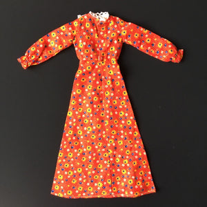 "Kenner Bionic Woman Country Comfort 1977 dress fit 12.5"" doll"