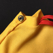 Load image into Gallery viewer, Sindy Quick Changes skirt 1975 Pedigree 44253 yellow red trim