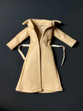 "Load image into Gallery viewer, Sindy Summer Showers coat 1976 beige leatherette 44280 fit 12"" fashion doll"