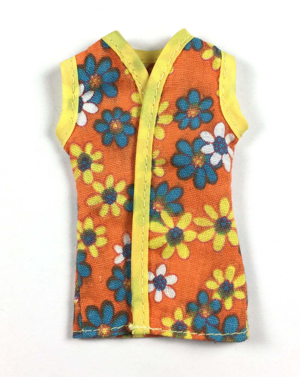Sindy Sunflower 1975 orange waistcoat 44233