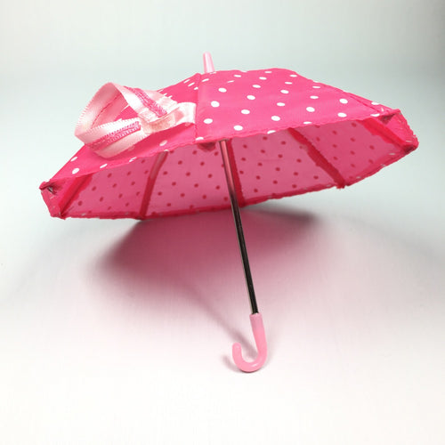 Takara Tomy pink umbrella - rare small size - 1:6 fit 12