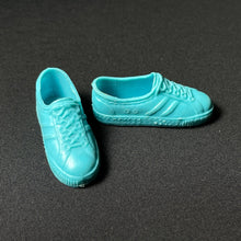Load image into Gallery viewer, Vintage Ken sneaker basketball shoes 1970s 4cm long