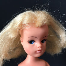 Load image into Gallery viewer, Sindy basic doll 1979 Pedigree blonde hair click knees 11 inch 1:6