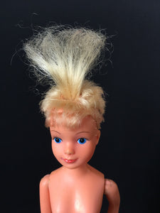 "Palitoy Tressy ""Hair Grows"" doll 1979 4th issue for spares or parts"