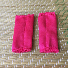 Load image into Gallery viewer, Pedigree Sindy Hallo Dolly 1975 pink half sleeve glove cuffs 44232 fuschia hot