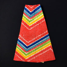 "Load image into Gallery viewer, Kenner Bionic Woman Fiesta skirt 1977 multi colour stripes fit 12.5"" doll"