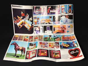 Pedigree Sindy catalogue 1977 leaflet full colour with MPN numbers