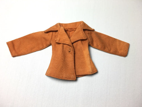 Pedigree Sindy jacket Country Set 1977 tan drill cotton 44307 fit 12