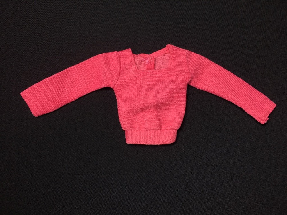 Pedigree Sindy top 1977 pink long sleeves Mix n Match  44156