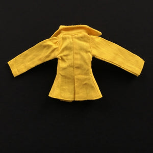 "Pedigree Sindy ""Sunshine Girl"" 1977 yellow jacket big lapels 44303"