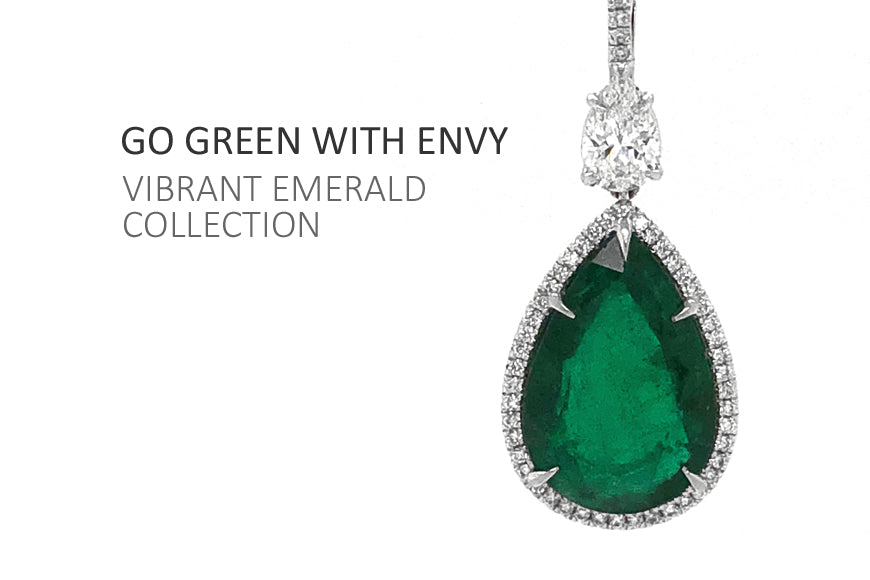 Discover the Vibrant Emerald Collection