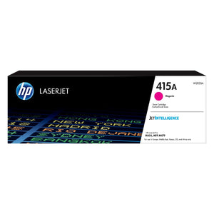 HP 415A Magenta Original LaserJet Toner Cartridge - M454 / M479