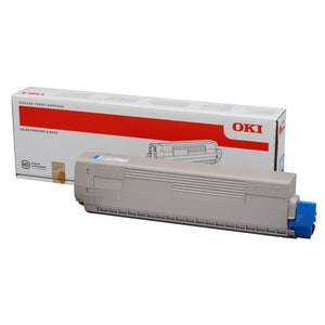 Oki 44059168 Black Toner Cartridge - MC851 / MC861