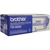 Brother TN-6600 / TN6600 Black Toner