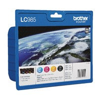 Brother LC985 C/M/Y Ink Tri-Pack