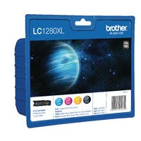 Brother LC1280XL Ink Cart Value Pack