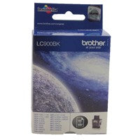 Brother LC900BK Black Ink Cart LC-900BK