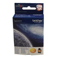 Brother LC900Y Yellow Inkjet Cartridge