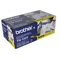 Brother TN-130Y / TN130Y Yellow Toner