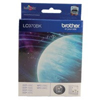 Brother LC970BK Black Ink Cart LC-970BK