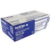 Brother TN-2120 Black High Capacity Toner Cartridge TN2120