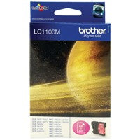 Brother Magenta LC1100M Inkjet Cartridge