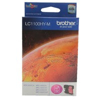 Brother LC1100 Magenta Ink LC1100HYM