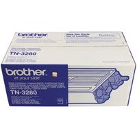 Brother TN-3280 / TN3280 Black Toner
