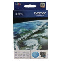 Brother LC985C Cyan Ink Cart LC-985C