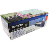 Brother TN-320BK / TN320BK Black Toner