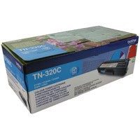 Brother TN-320C / TN320C Cyan Toner