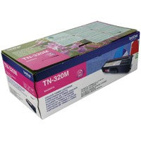 Brother TN-320M / TN320M Magenta Toner