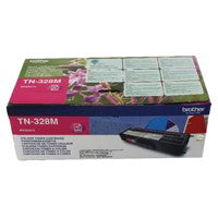 Brother TN-328M / TN328M Magenta Toner