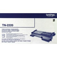 Brother TN-2220 Black High Capacity Toner Cartridge TN2220