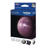 Brother LC1220BK Black Ink Cartridge
