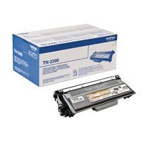 Brother Black Toner S/Hi/Yld TN3390