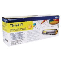 Brother TN-241Y / TN241Y Yellow Toner