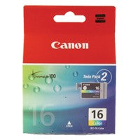 Canon BCI-16 Colour Twin Cartridges
