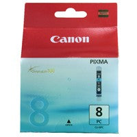 Canon CLI-8PC Cyan Inkjet Cartridge