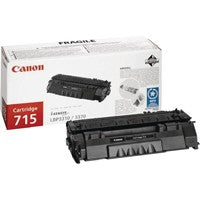 Canon 715 Black Toner Cartridge