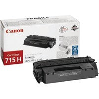 Canon 715 H Black Toner Cartridge