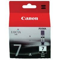 Canon PGI-7BK Black Inkjet Cartridge
