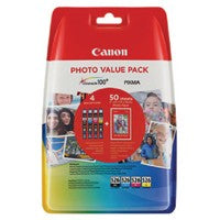 Canon CLI-526 Photo Ink Value Pack