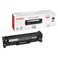 Canon 718VP Black Twin Toner Cartridges
