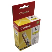 Canon BCI-6Y Yellow Inkjet Cartridge