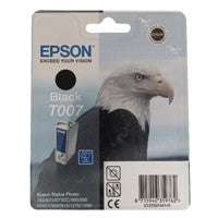 Epson T007 Black Inkjet Cartridge T0074